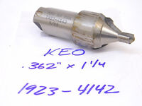 """FORD HSS STRAIGHT SHANK COUNTERSINK 3//4/"""" x 90° RESHARPENED M.A"""