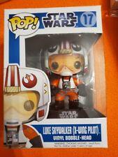Funko Pop! Star Wars: Luke Skywalker (X-Wing Pilot) 17