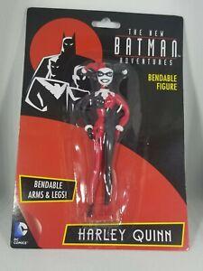 The New Batman Adventures Harley Quinn Bendable Figure