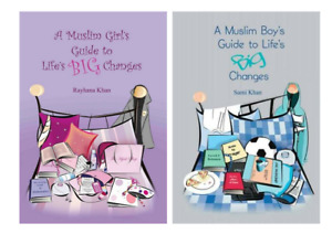 Islamic Books for Muslim Teens A Muslim Boy's/Girl's guide to life's big changes