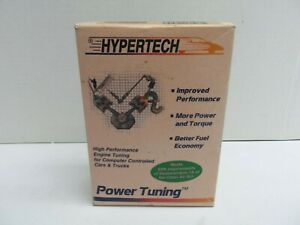Hypertech Power Chip 1995 Ford F150 F250 4.9L L6 with Manual Transmission New