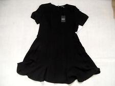 DKNY Choices Robe Noir Taille 16/46 NEUF
