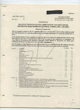 Ar 75-1 Us Army Malfunctions Involving Ammunition Explosives Reporting 1981