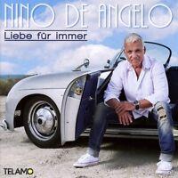 NINO DE ANGELO - LIEBE FÜR IMMER   CD NEU