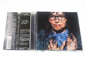 SELMASONGS BJORK CD JAPAN OBI A12373
