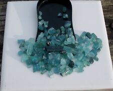 Blue Tourmaline crystal rough loose natural gem parcel over 100 carats