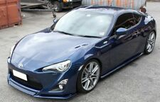 TOYOTA GT86 / Scion FRS bottomline KIT CORPO, Posteriore Labbra, Splitter, SIDE SKIRTS