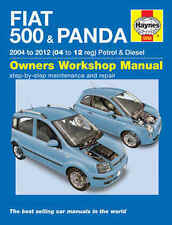 Fiat Panda Repair Manual Haynes Manual Workshop Service Manual  2004-2012 5558