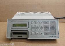 Intercard como 6000 terminal sin efectivo sistema de contabilidad