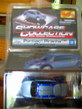 MAISTO Showcase Collection Die Cast Collectible Pontiac Piranha Concept B