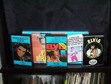 ELVIS PRESLEY FOR COLLECTORS ONLY - ULTRA RARE TRIPLE CASSETTE PACK