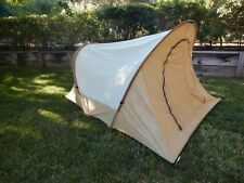 Vintage Moss Tent Camping Backpacking RARE No Rain Fly