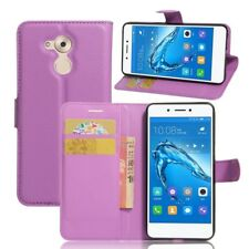 Cover Wallet Premium Purple for Huawei Honor 6C Case Cover Pouch Protection NEW