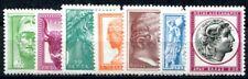 GRIECHENLAND 1958 689-695 ** POSTFRISCH TADELLOS (I1293