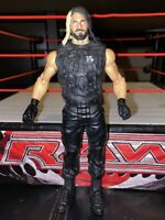 SETH ROLLINS SHIELD WWE Mattel action figure BASIC kid toy PLAY Wrestling