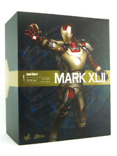 Hot Toys Iron Man Mark XLII Power Pose 1/6 Scale Figure New In Box Marvel PPS001
