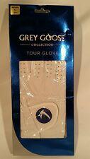 Bridgestone Grey Goose Collection Branded Golf Tour Glove mens Left hand size L