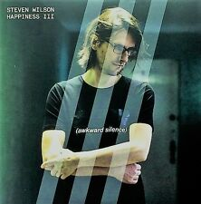 "NEU 7"" Vinyl Single Steven Wilson Happiness III + David Bowie Space Oddity Live"