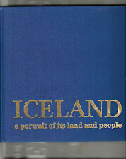 ICELAND A PORTRAIT OF ITS LAND AND PEOPLE