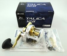 NEW SHIMANO TALICA 12II 12 2-SPEED REEL **U.S SELLER FREE 1-3 DAYS DELIVERY**