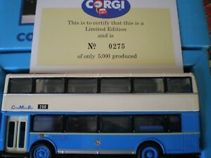 Corgi China Motor Bus Metrobus