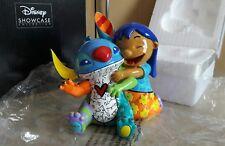 Disney Britto Lilo and Stitch Figurine Showcase Collection decorative ornament