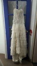 Petite A-Line 100% Silk Wedding Dresses