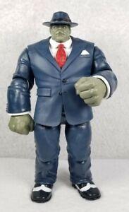 Marvel Legends Joe Fixit 100% Complete BAF Grey Gray Hulk Avenger Action Figure