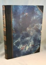POEMS By Edgar A.Poe Color Illustrated by J.G.Daragnes 1950 Poetry