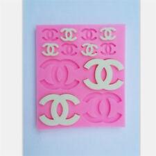 Famous Logo Silicone Mold Brand Mold Handbag Purses Designer Mould Sugar 164A