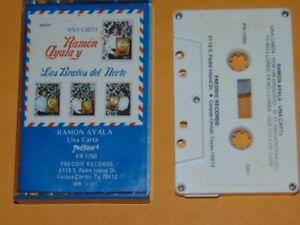 RAMON AYALA Y LOS BRAVOS DEL NORTE Una Carta Cassette