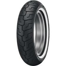 Dunlop D401 Rear Motorcycle Tire White Wall size 150/80B-16 (71H) 3025-91