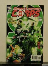Green Lantern Corps #25 August 2008