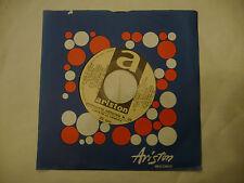 ARISTON PROMO Nr 25-Disco 45 giri 16 Brani-UH/ORME/SCOOTERS/EQUALS-RARO