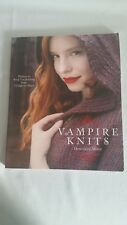 Vampire Knits Genevieve Miller Keep You Knitting from Twilight to Dawn