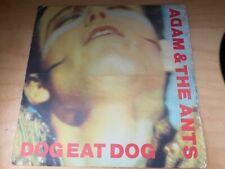 "Adam And The Ants - Dog Eat Dog - 7"" Single"