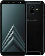 Samsung Galaxy A6 Plus - 32GB - Schwarz (Ohne Simlock)