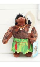 "8"" Just Play DISNEY's Moana Movie Character Plush Maui Stuffed Animal Toy Game"