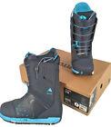 NEW Burton Ion Snowboard Boots!  Size 7   Blue  Speedzone  Infinite Ride 4 Liner
