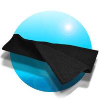 Kenford PA Lautsprecher Bespannfilz 150 x75cm PA-Boxen Bespannstoff Filz Schwarz