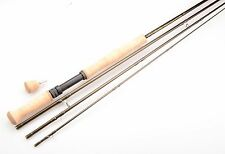 Switch Nano-Helix IM12 High modulus carbon fiber Fly rod Discovery 10'9″ #7