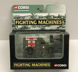 Corgi Fighting Machines T214-WC54 1/2 TON 4 x 4 Ambulance  CS90023