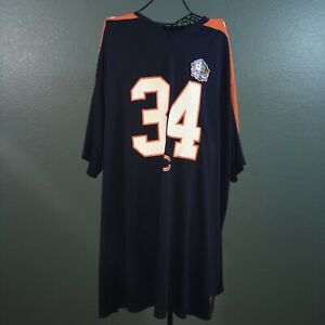 "Majestic Walter Payton Chicago Bears #34 ""Sweetness"" Hall of Fame Jersey, 6XL"