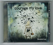 ♫ - COURAGE MY LOVE - BECOMING - 8 TITRES - 2013 - NEUF NEW NEU - ♫