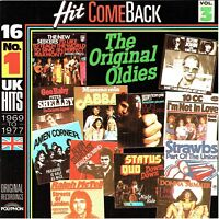 (CD) Hit Come Back - The Original Oldies Vol. 03 - Amen Corner, Ralph McTell
