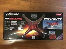Sky Thunder HD Live Streaming Wifi Camera 8500WH Hover Craft RC Drone Live FPV#2