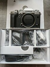 Fujifilm X-T3 26.1MP Silver (Body Only) Excellent 1 owner