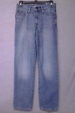 Old Navy Regular Standard Fit Size 28x30 Mens Denim Blue Jeans Straight Leg
