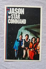 Jason of Star Command TV show promotional poster