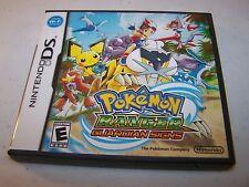 Pokemon Ranger Guardian Signs (Nintendo DS) Lite DSi XL 3DS 2DS w/Case & Manual